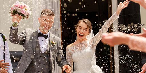 Weltweite Heiratsstatistiken